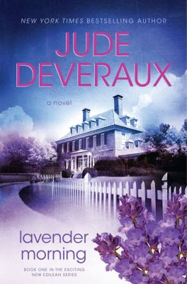 Lavender morning Book cover