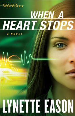 When a heart stops : a novel Book cover