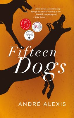 Fifteen dogs : an apologue Book cover