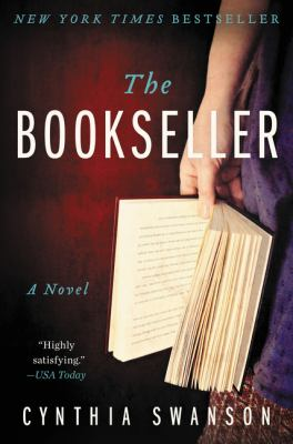 The bookseller : a novel Book cover
