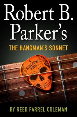 Robert B. Parker's the hangman's sonnet Book cover