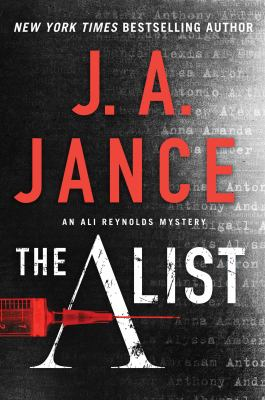 The A list Book cover