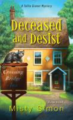 Deceased and desist Book cover