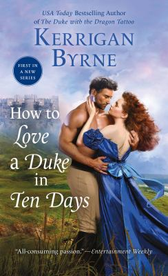 How to love a duke in ten days Book cover