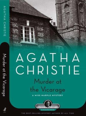 Murder at the vicarage : a Miss Marple mystery Book cover
