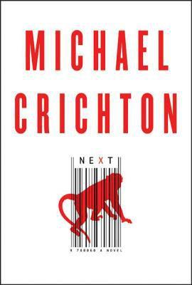 Next : a novel Book cover