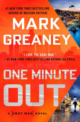 One minute out Book cover